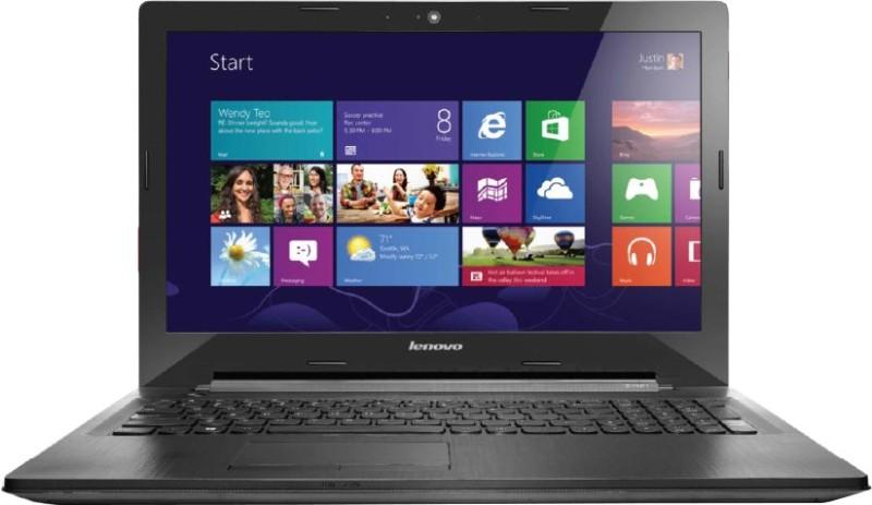 Lenovo G50-80 Core i5 5th Gen - (4 GB/1 TB HDD/DOS) 80E5021EIN G50-80 Notebook(15.6 inch, Black, 2.5 kg)