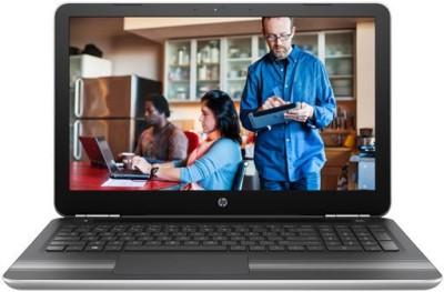 HP Pavilion 15-au003tx Intel Core i5 (6th Gen) - (8 GB/1 TB HDD/Windows 10/2 GB Graphics) Notebook W6T16PA (15.6 inch, Silver, )