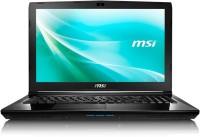 MSI CX Core i7 7th Gen - (4 GB 1 TB HDD Windows 10 Home 2 GB Graphics) 9S7-16J712-071 CX62 7QL Notebook(15.6 inch Black 2.3 kg)