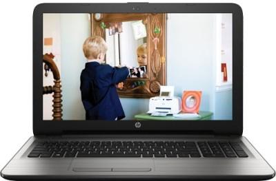HP APU Quad Core A8 - (4 GB 1 TB HDD DOS 2 GB Graphics) X5Q19PA ACJ 15-BA017AX Notebook(15.6 inch SIlver 2.19 kg)
