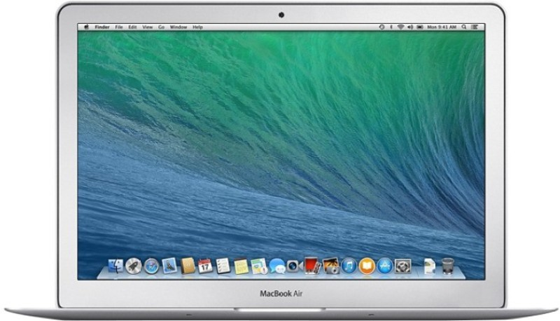 Apple MacBook Air Core i5 5th Gen - (8 GB/128 GB SSD/Mac OS Sierra) A1466(13.3 inch, SIlver, 1.35 kg)