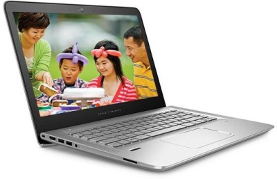 HP Envy Core i7 5th Gen - (12 GB/1 TB HDD/Windows 8 Pro/4 GB Graphics) (N1W05PA) j008TX Notebook(14 inch, Aluminium Finish Natural SIlver Color, 1.99 Kgs kg)