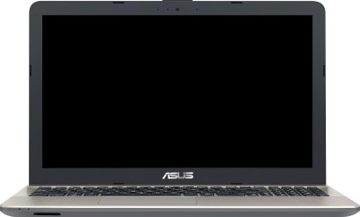 Asus Core i3 6th Gen - (4 GB/1 TB HDD/DOS) 90NB0CF1-M21140 X541UA-GO1345D Notebook(15.6 inch, Black, 1.84 kg)