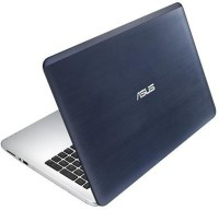 Asus K Series Core i7 4th Gen - (8 GB/1 TB HDD/DOS/2 GB Graphics) XX391D K555LD-XX391D Notebook(15.6 inch, Blue, 2.3 kg)