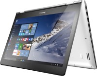 Lenovo Core i7 6th Gen - (8 GB 1 TB HDD Windows 10 Home 2 GB Graphics) 80R50083IH Yoga 500 2 in 1 Laptop(14 inch White 1.80 kg)