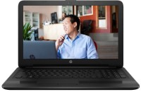 HP Pentium Quad Core - (4 GB 500 GB HDD Windows 10 Home) W6T27PA AC 15-AY015TU Notebook(15.6 inch Jack Black 2.19 kg)
