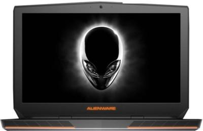 Alienware MLK 17 Core i7 6th Gen - (16 GB/1 TB HDD/256 GB SSD/Windows 10 Home/8 GB Graphics) Z569972SIN9 17 MLK Notebook(17.3 inch, Aluminium)