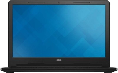 Dell Inspiron 15 3000 3558 Core i3 (5th Gen) - (4 GB/1 TB HDD/Windows 10) Notebook Z565302HIN9 (15.6 inch, Black, )