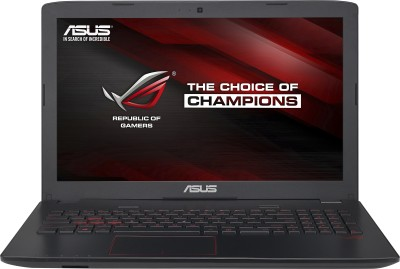 Asus ROG Core i7 6th Gen - (16 GB/1 TB HDD/128 GB SSD/Windows 10 Home/4 GB Graphics) 90NB09I3-M05050 CN430T Notebook(15.6 inch, Grey, 2.55 kg)