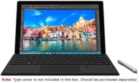 Microsoft Surface Pro 4 Core i5 - (4 GB/128 GB SSD/Windows 10 Home) CR5-00028 1724 2 in 1 Laptop(31.242 cm, Silver, 0.78 kg)