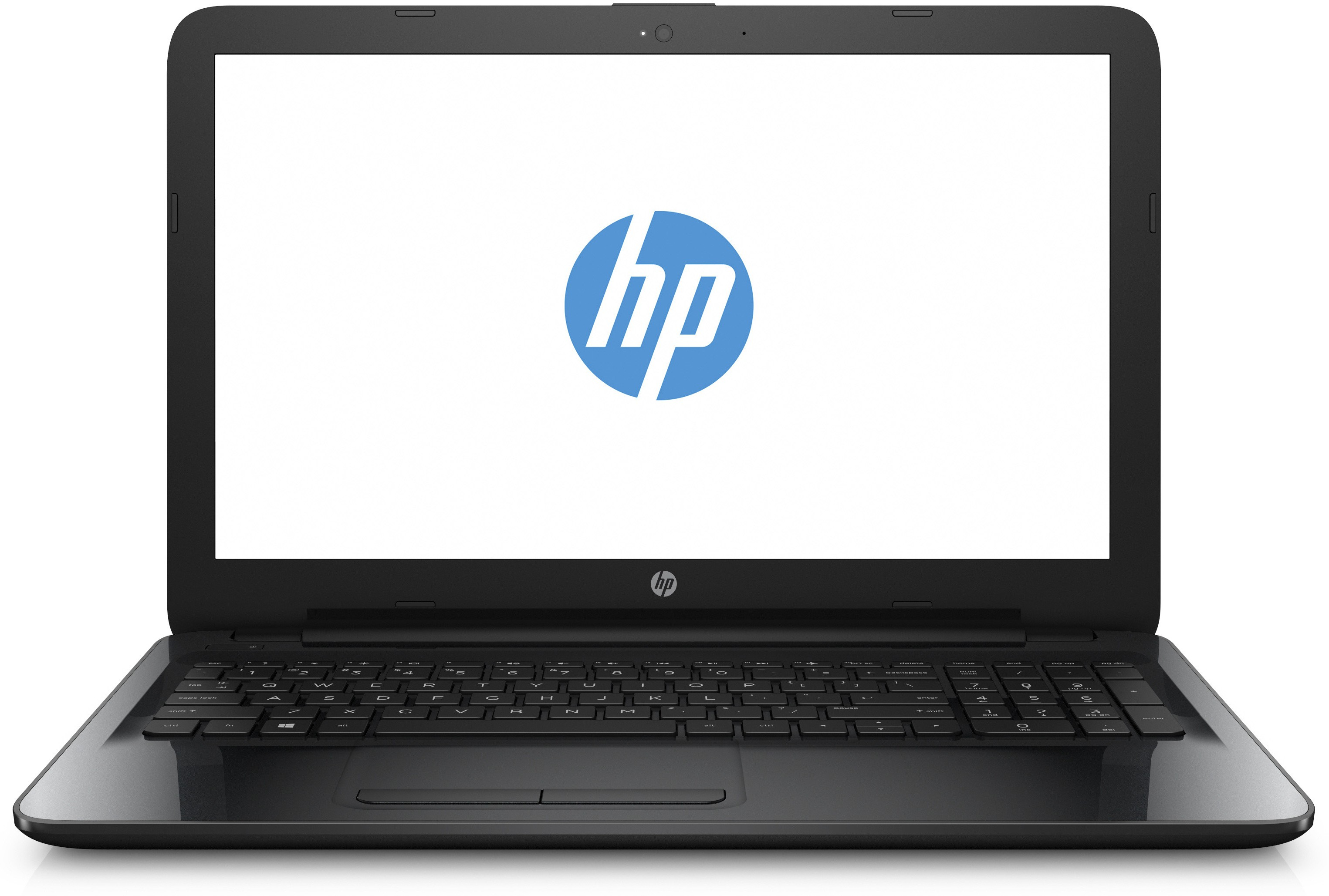View HP Pentium Quad Core - (4 GB/1 TB HDD/DOS) 15-ay085tu Notebook(15.6 inch, Black, 2.19 kg) Laptop
