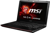 MSI G Core i7 7th Gen - (16 GB 1 TB HDD 128 GB SSD Windows 10 Home 4 GB Graphics) 7RD GP62 Notebook(15.6 inch Metal Black 2.3 kg)