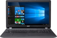 Acer Aspire ES 15 Celeron Dual Core - (2 GB/500 GB HDD/Windows 10) UN GFTSI 005 Asper ES 15 Notebook(15.6 Inch, Black, 2.4 kg kg) (Acer) Tamil Nadu Buy Online