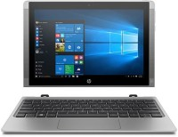 HP Pavilion Atom 5th Gen - (2 GB 500 GB HDD Windows 10 Home) T0X75PA 10-n125TU 2 in 1 Laptop(10.1 inch Turbo SIlver 1.29 kg)