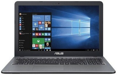 Asus A540L Core i3 4th Gen - (4 GB/1 TB HDD/DOS) 90NB0B03-M00950 A540LA Notebook(15.6 inch, SIlver Gradient With Hairline Texture, 1.9 kg)