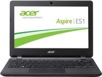 Acer ES 11 Celeron Dual Core - (2 GB 500 GB HDD Linux) NX.MYKSI.024 ES1-131-C4ZS Notebook(11.6 inch Diamond Black 1.25 kg)