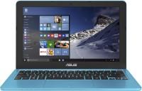 Asus Celeron Dual Core - (2 GB 500 GB HDD Windows 10 Home) 90NL0053-M02830 E202SA-FD0014T Netbook(11.6 inch Thunder Blue 1.25 kg)