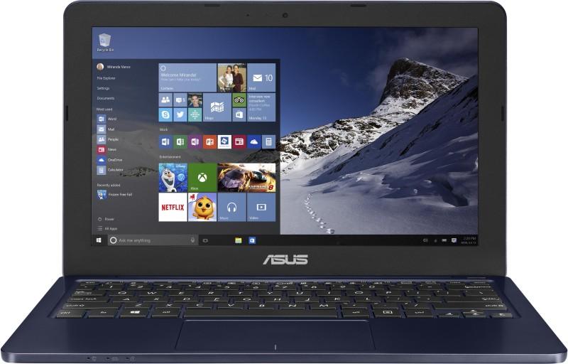 Asus EeeBook Celeron Dual Core - (2 GB/500 GB HDD/Windows 10) 90NL0052-M02630 E202SA-FD0003T Netbook EeeBook