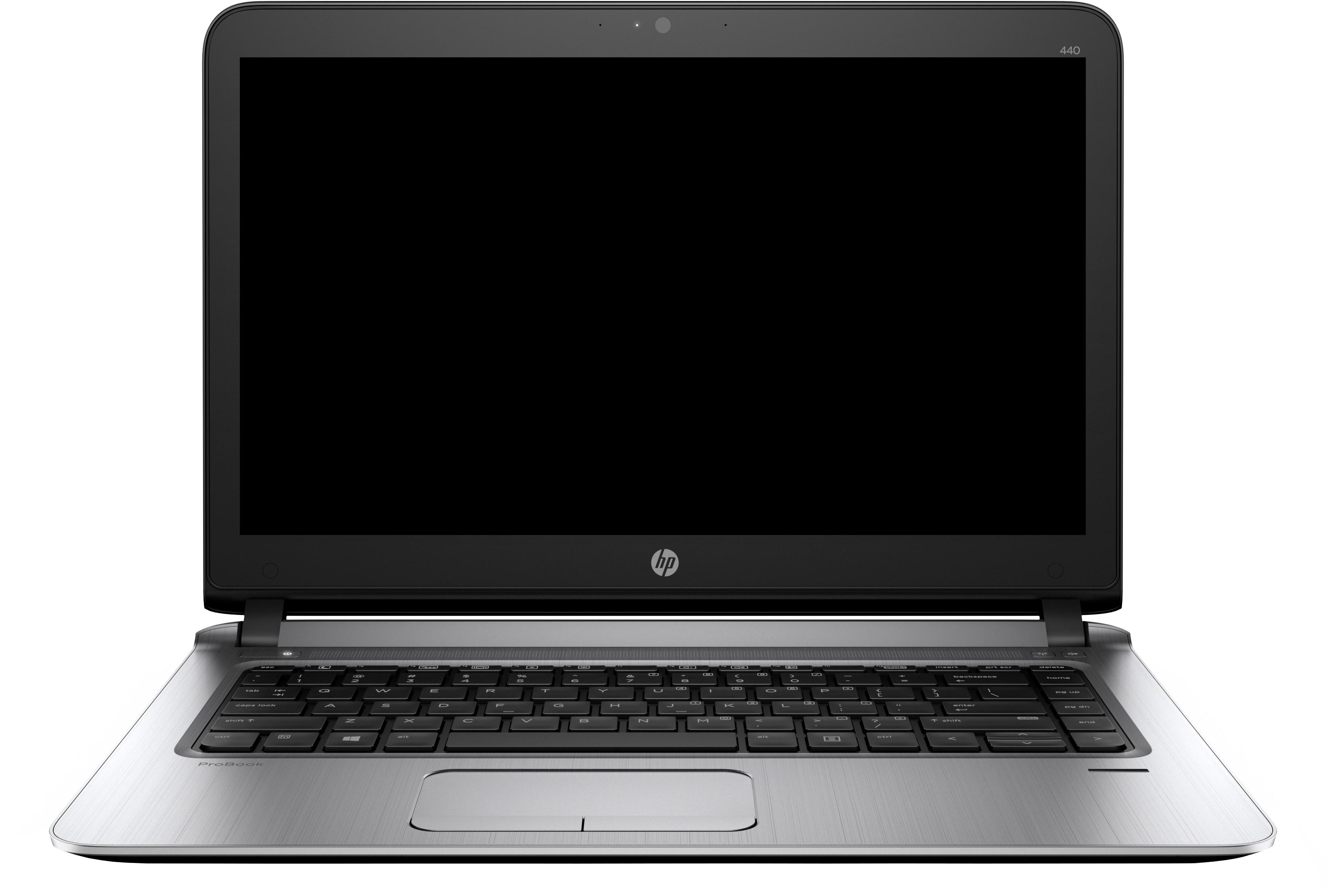 HP ProBook Core i3 7th Gen - (4 GB/500 GB HDD/DOS) 440 Laptop(14 inch, SIlver) image