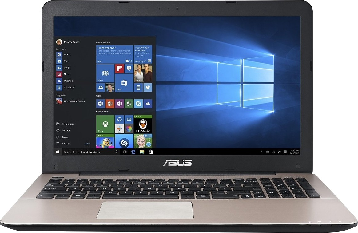 View Asus A555LA-XX2384T XX2384T Core i3 (5th Gen) - (4 GB DDR3/1 TB HDD/Windows 10) Notebook Laptop