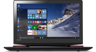 Lenovo Core i7 6th Gen - (16 GB/1 TB HDD/128 GB SSD/Windows 10 Home/4 GB Graphics) 80Q000E3IH Y700 Notebook(17.3 inch, Black, 3.5 kg)