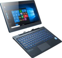 Micromax Canvas Laptab II (WIFI) Atom - (2 GB/32 GB EMMC Storage/Windows 10 Home) 89-04132-42849-2 LT777W 2 in 1 Laptop(11.6 inch, Black, 1.5 kg)