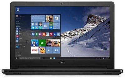 Dell Inspiron Core i5 6th Gen - (8 GB/1 TB HDD/Windows 10 Home/2 GB Graphics) Y566509HIN9BG 5559i581tb2gbw10BG Notebook(15.6 inch, Black Gloss, 2.4 kg)