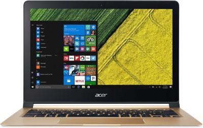 Acer Core i5 7th Gen - (8 GB/256 GB SSD/Windows 10 Home) NX.GK6SI.002 SF713-51 Ultrabook(13.3 inch, Black, 1.125 kg)