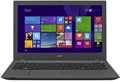 Acer Core i3 5th Gen - (4 GB/500 GB HDD/Windows 8 Pro) NX.MVHSI.028 E5-573-334T Notebook(15.6 inch, Charcoal Gray, 2.4 kg)