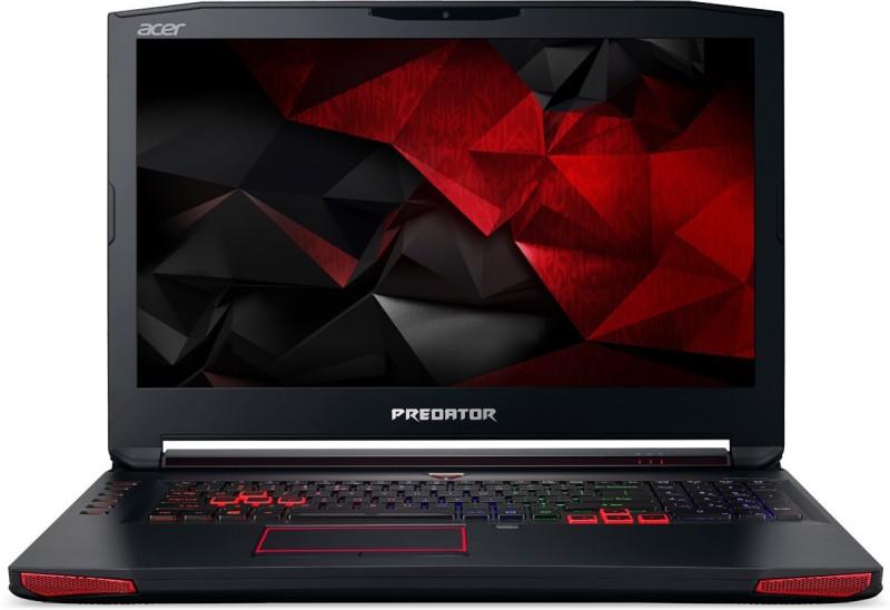 Acer Predator Notebook Predator Intel Core i7 16 GB RAM Windows 10 Home