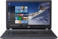 Acer Aspire Atom Quad Core 6th Gen - (4 GB 1 TB HDD 1 TB SSD DOS) NX.GKYSA.001 ES1-523-20DG Notebook(11.6 inch Black)