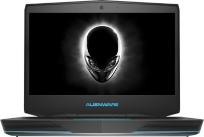 Alienware 14 Core i7 4th Gen - (8 GB/750 GB HDD/64 GB SSD/Windows 8 Pro/1 GB Graphics) AW14787501A Notebook(13.86 inch, Anodized Aluminum)