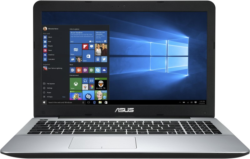 Asus A555LF Intel Core i3 (5th Gen) - (4 GB/1 TB HDD/Free DOS/2 GB Graphics) 90NB08H2-M06000 A555LF-XX409D Notebook EeeBook