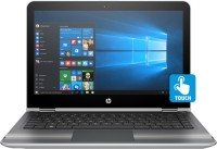 HP Pavilion x360 Core i5 7th Gen - (8 GB/1 TB HDD/Windows 10 Home) Y8J06PA 13-u112TU 2 in 1 Laptop(13.3 inch, SIlver, 1.66 kg)