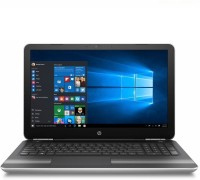 HP Core i5 7th Gen - (8 GB 1 TB HDD Windows 10 Home 2 GB Graphics) Y4F74PA 15-au111TX Notebook(15.6 inch Natural SIlver 2.03 kg)