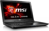 MSI G Series Core i7 7th Gen - (8 GB 1 TB HDD Windows 10 Home 2 GB Graphics) 7RD GL62M Notebook(15.6 inch Black 2.1 kg)