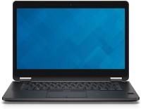 Dell 7000 Core i5 6th Gen - (8 GB 512 GB SSD Windows 10 Pro) 34C2G Latitude E7470 Notebook(14 inch Black 2.3 kg)