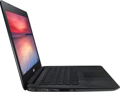 Asus C300MA-R0003 Netbook (1st Gen CDC/ 4GB/ 32GB/ Chrome) (90NB05W1-M00190)(13.17 inch, Black, 1.5 kg)