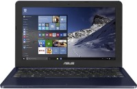 Asus L Series Celeron Dual Core 4th Gen - (2 GB 500 GB HDD Windows 10 Home) 90NL0052-M04880 L202SA-FD0041T Netbook(11.6 inch Dark Blue 1.25 kg)