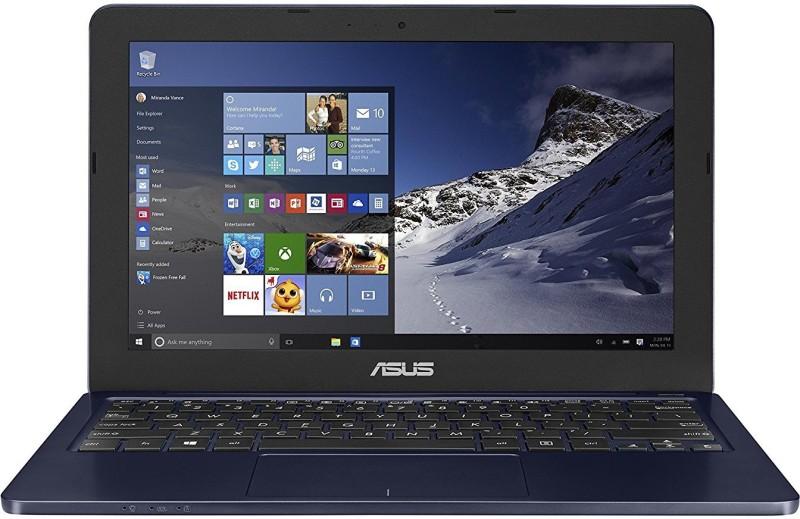 Asus Ebook Netbook Ebook Intel Celeron Dual Core 2 GB RAM Windows 10 Home