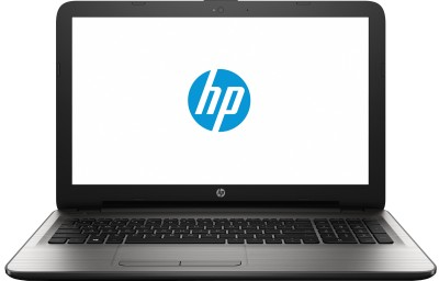 HP Core i7 6th Gen - (8 GB/1 TB HDD/DOS/4 GB Graphics) X5Q23PA#ACJ 15-ay078TX Notebook(15.6 inch, SIlver, 2.19 kg)