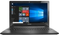 Lenovo G APU Quad Core A8 6th Gen - (4 GB 1 TB HDD Windows 10 Home 2 GB Graphics) 80E3023KIH G50-45 Notebook(15.6 inch Black 2.5 kg)