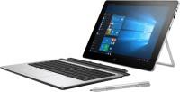 View HP Core M 6th Gen - (4 GB/128 GB SSD/Windows 10 Pro) 1AA32PA X2 2 in 1 Laptop(12 inch, SIlver, 1.21 kg) Laptop