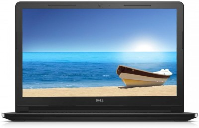 Dell Inspiron Core i3 5th Gen - (4 GB/1 TB HDD/Linux) Z565155HIN9/Z565155UIN9 3558 Notebook(15.6 inch, Black)