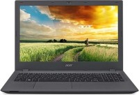 Acer Aspire E Core i5 5th Gen - (4 GB/1 TB HDD/Linux) NX.MVHSI.034 E5-573 Notebook(15.6 inch, Charcoal, 2.4 kg)