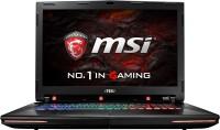 View MSI Core i7 - (16 GB/1 TB HDD/256 GB SSD/Windows 8.1/8 GB Graphics) GT72VR6RE GT72VR Notebook(17.4 inch, Black) Laptop