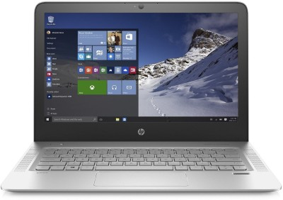 HP Envy Core i7 6th Gen - (4 GB/256 GB SSD/Windows 10 Home) (P4Y43PA) 13-d015TU Notebook(13.3 inch, Natural SIlver, 1.275 kg)