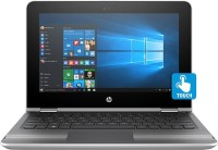 HP Pavilion Core i3 6th Gen - (4 GB/1 TB HDD/Windows 10 Home) W0J55PA 11-U005TU 2 in 1 Laptop(11.6 inch, Turbo SIlver, 1.41 kg)