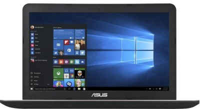 Asus A555LA Core i3 4th Gen - (4 GB/1 TB HDD/Windows 10 Home) 90NB0651-M27560 A555LA-XX1560T Notebook(15.6 inch, Dark Brown, 2.3 kg)
