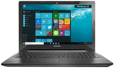 Lenovo G50-45 APU Dual Core E1 - (4 GB/500 GB HDD/Windows 10 Home) 80E3022BIH G50-45 Notebook(15.6 inch, Black)